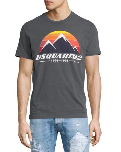 D2 Peaks Logo T-Shirt
