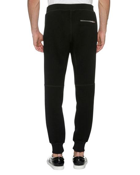 Tech Leisure Jogger Pants, Black