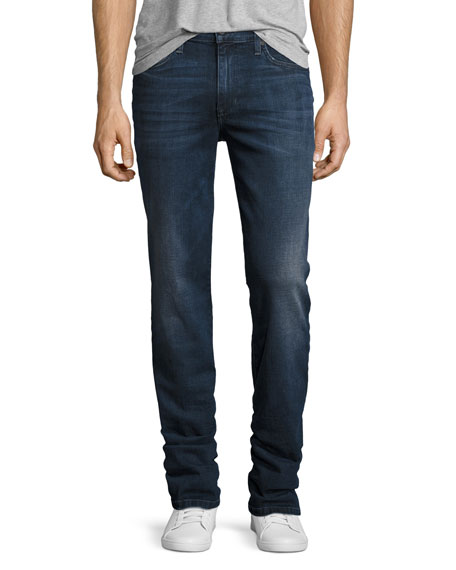 Brixton Kinetic Slim-Straight Jeans, Kenna