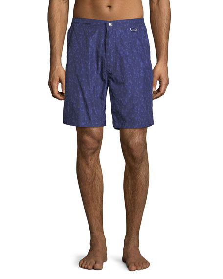 Peter Millar Collection Smooth Sailin' Swim Trunks
