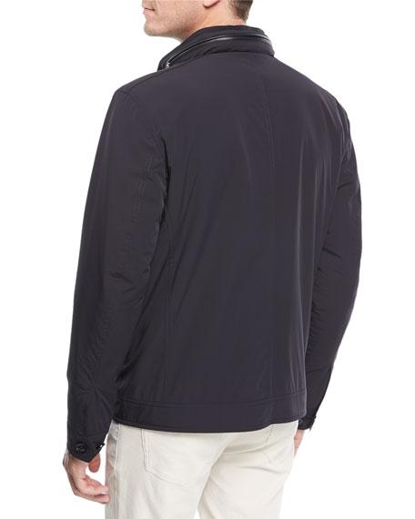 Voyager Stretch Blouson Utility Jacket