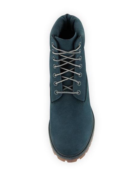 "6"" Premium Waterproof Hiking Boot, Forest Green"