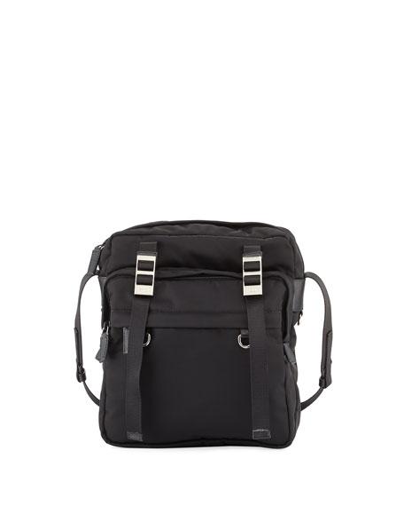 Prada Tessuto Montagna Messenger Bag