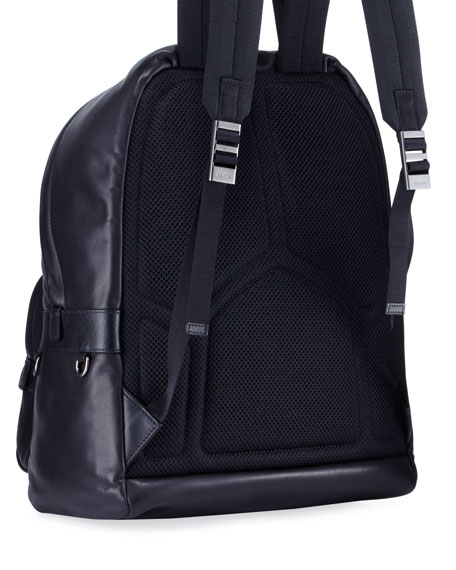 Classic Calf Leather Backpack