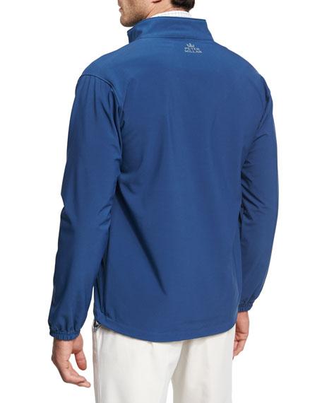 Anchorage Three-Layer Soft Shell Jacket, Midnight