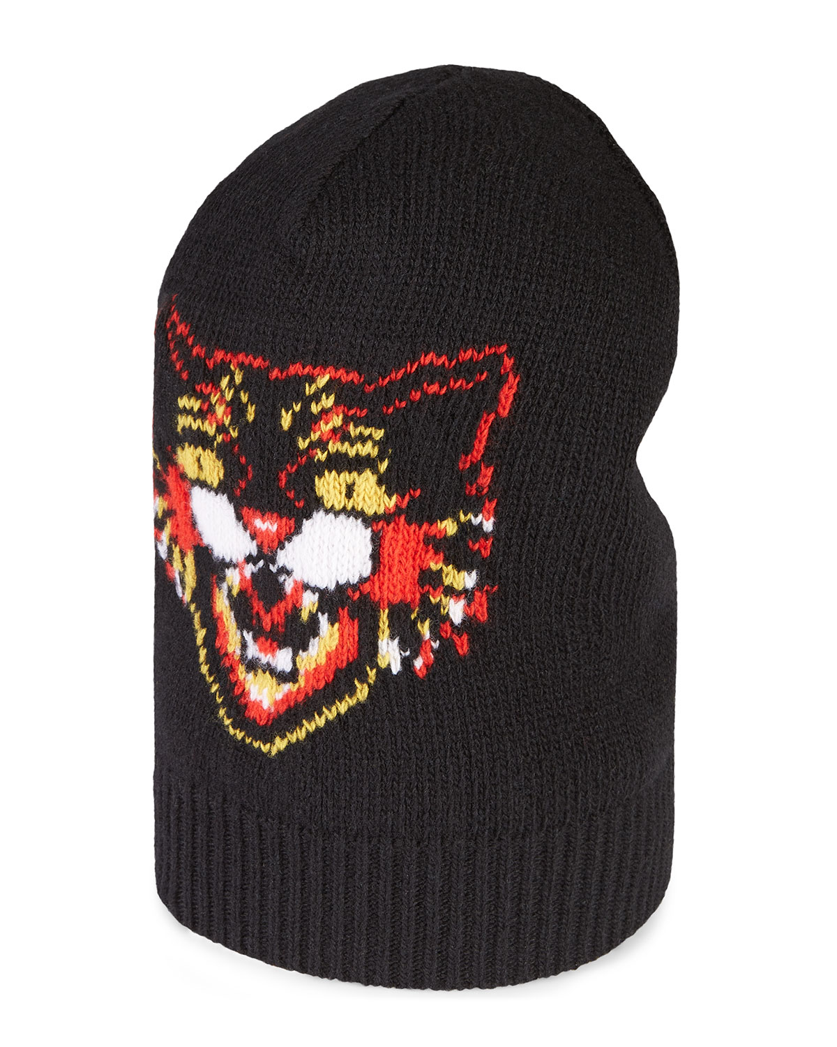 Gucci Wool Hat with Angry Cat  c946962a4cde