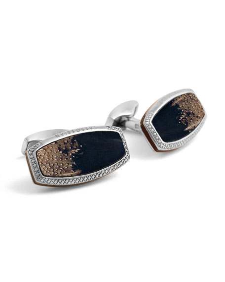 Tateossian Limited Edition Stones of the World Cuff
