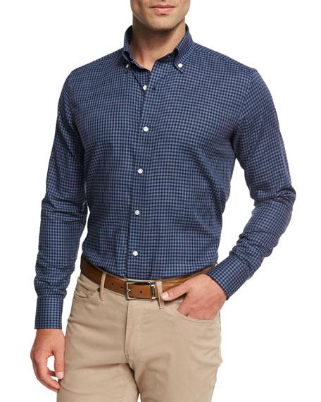 Peter Millar Collection Caledonia Check Sport Shirt