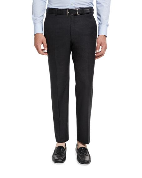 Peter Millar Merino Wool-Silk V-Neck Sweater and Matching