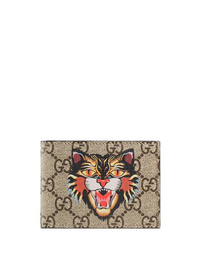 Angry Cat GG Supreme Wallet