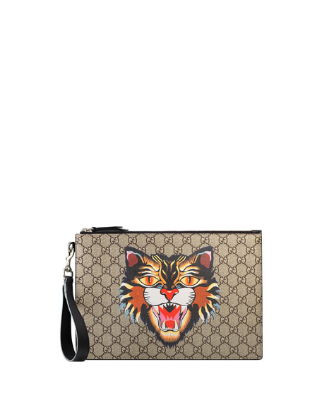 Angry Cat GG Supreme Pouch