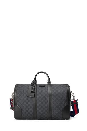 Gucci Soft GG Supreme Carry-On Duffel Bag