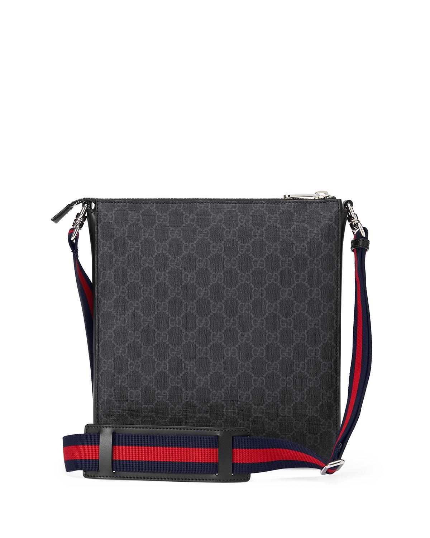 b11aa5b0c909 Gucci GG Supreme Messenger Bag | Neiman Marcus