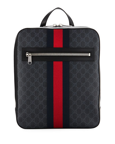 GG SIGNATURE BACKPACK