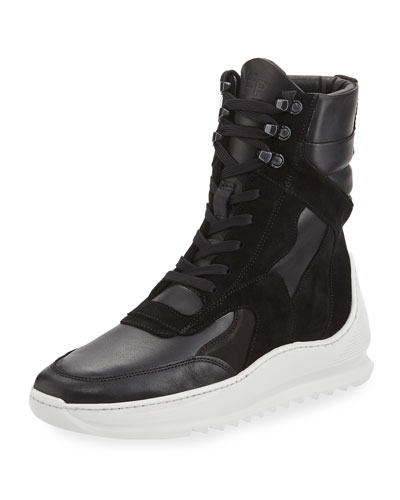 Storm Peak High-Top Sneaker Boot