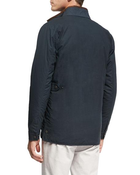 Autumn Harrison Field Jacket, Navy