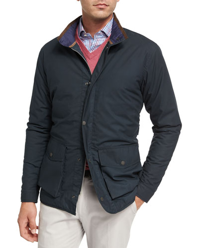 Autumn Harrison Field Jacket, Navy