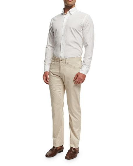 Perfect Poplin 5-Pocket Pants