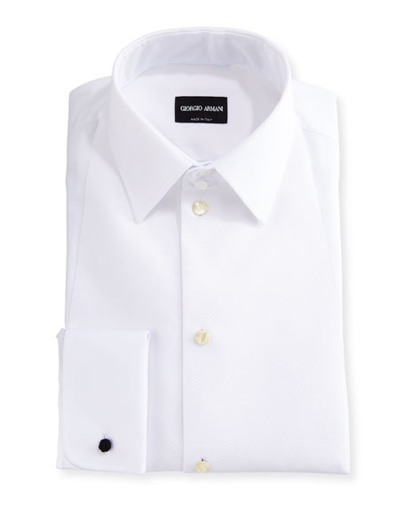 Giorgio Armani French Cuff Dress Shirt