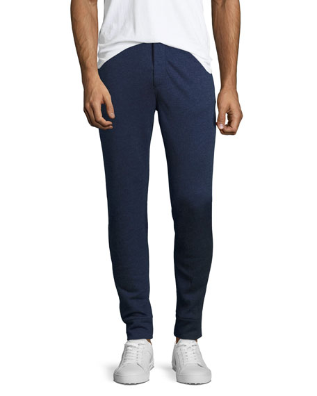 Duofold Jogger Sweatpants, Blue