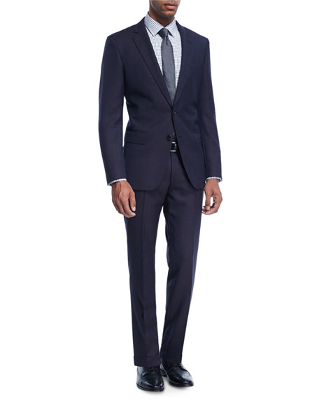 BOSS Wool Two-Piece Suit