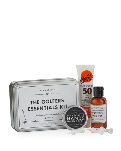 The Golfers Essentials Kit