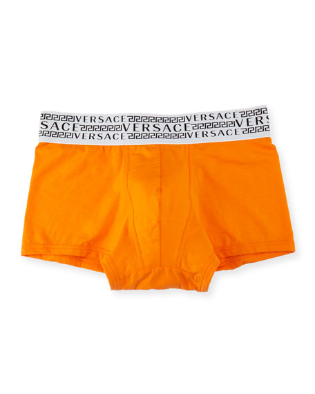 Versace Greek Key Low-Rise Briefs