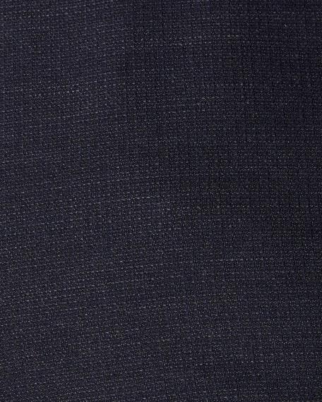 Wool Two-Button Sport Coat