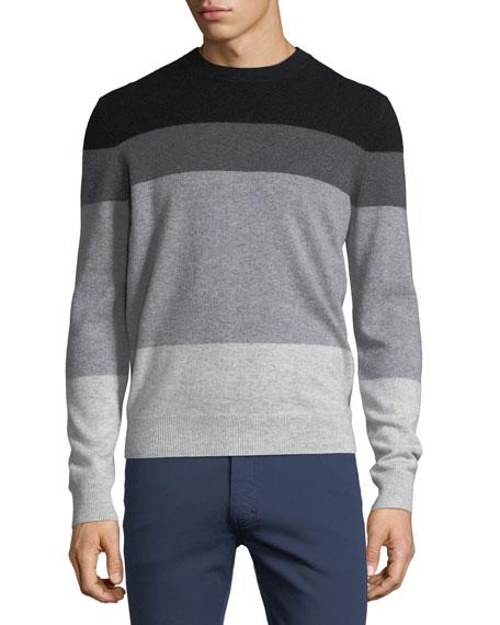Fading Cashmere Crewneck Sweater