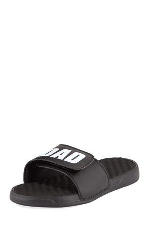 Men's Designer Sandals & Flip Flops at Neiman Marcus