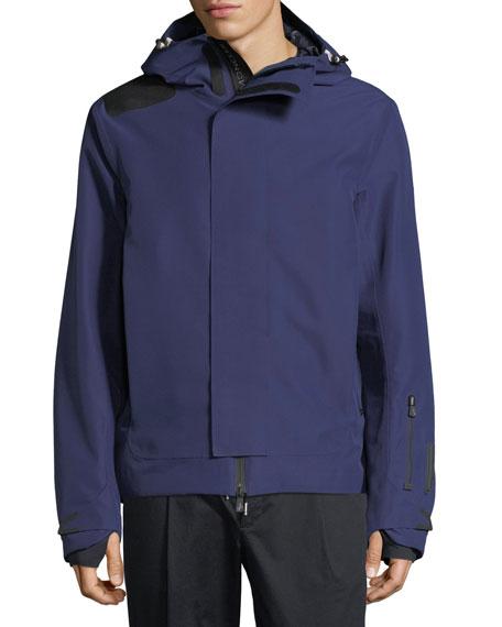 Megeve High-Performance Hooded Jacket