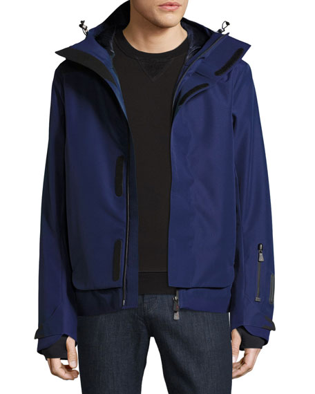 Valberg Ski Jacket, Blue