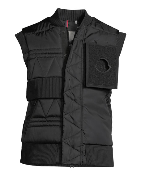 Trish Quilted Utility Vest