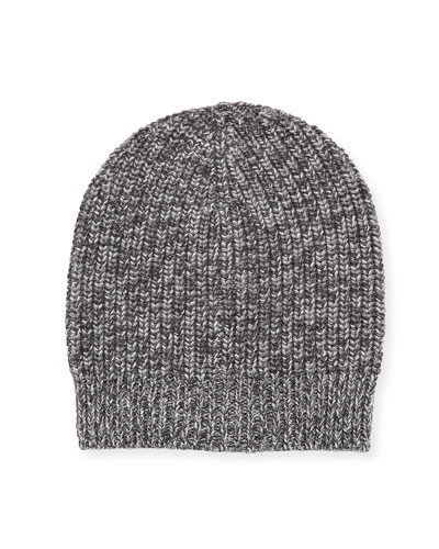Men's Cashmere Knit Skull Cap