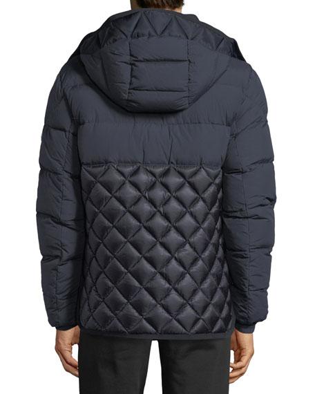 Tanguy Utility Jacket w/ Hood