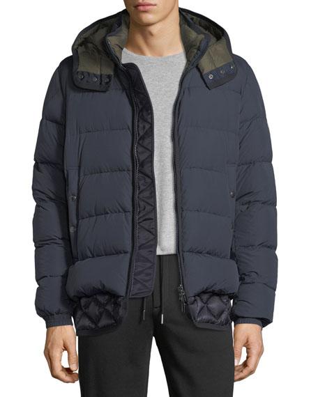 Moncler Tanguy Utility Jacket w/ Hood