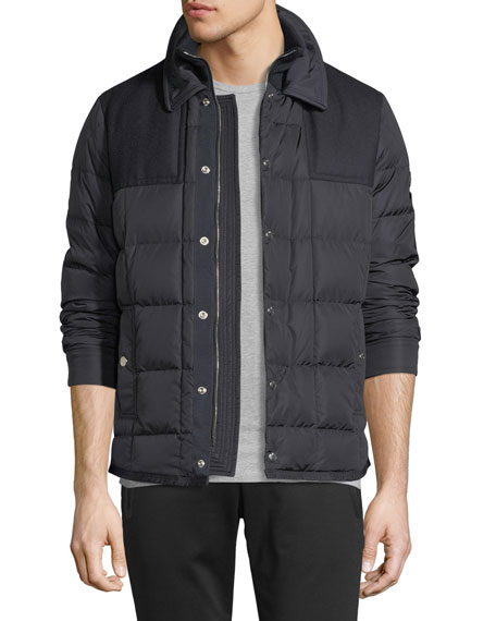 Clovis Quilted Utility Jacket