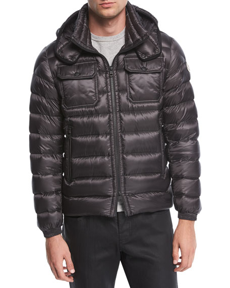 Valence Utility Jacket w/ Detachable Hood