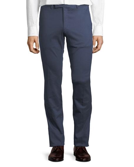 Ralph Lauren Slim-Fit Twill Trousers