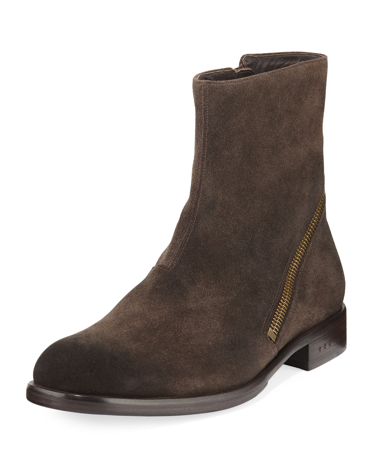 John Varvatos Waverly Zip Boot QruIfg2iRY