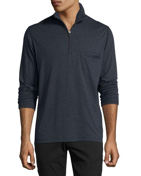Billy Reid Jordan Half-Zip Pullover