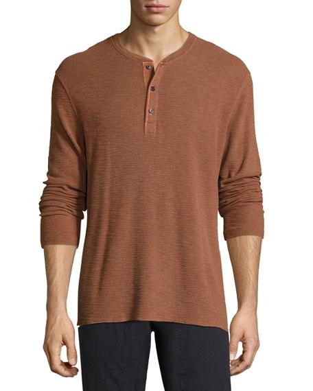 Billy Reid Hartford Henley T-Shirt