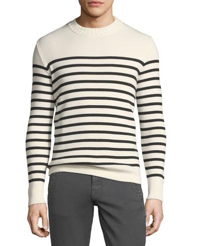 Gaynesford Striped Sweater