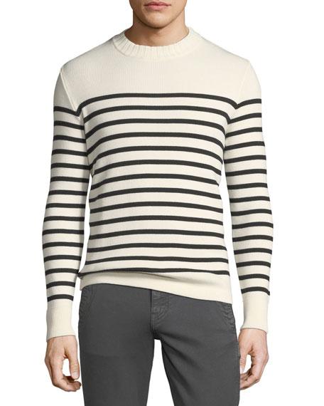 Belstaff Gaynesford Striped Sweater
