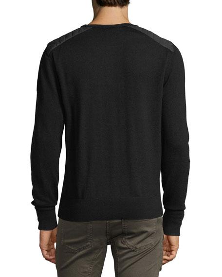 Kerrigan Cotton Crewneck Sweater