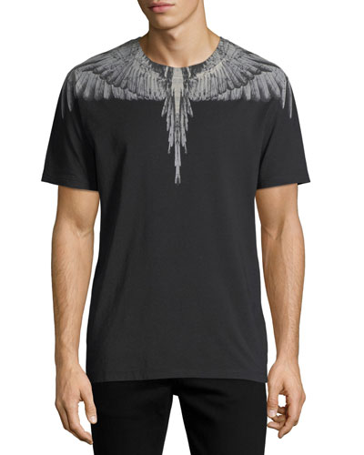 Feathers Short-Sleeve T-Shirt