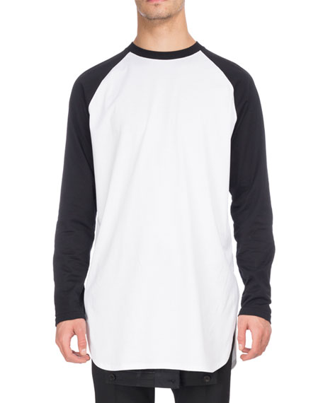 Givenchy Columbian-Fit Baseball T-Shirt