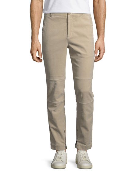 ATM Anthony Thomas Melillo Garment-Wash Corduroy Utility Pants