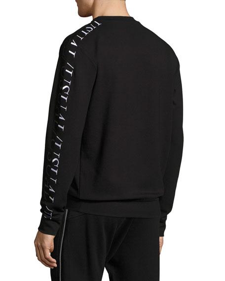 Usual Viscose-Nylon Sweatshirt