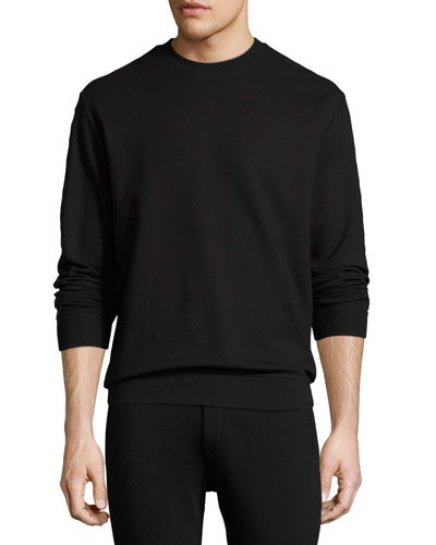 Usual Viscose-Nylon Sweatshirt